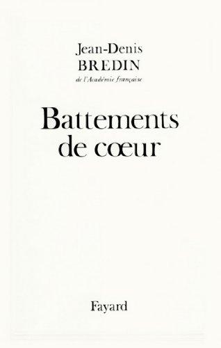 Battements de coeur (Littérature Française) (French Edition)