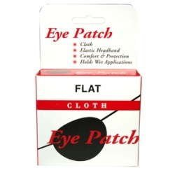 Eye Patch Cloth Flat Headband 1 Ea by JOHN G. KYLES INC (Flat Eye Patch)