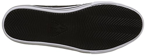 Le Coq Sportif Saint Ferdinand Ballistic Mesh Herren Sneaker Schwarz - Schwarz (Black)