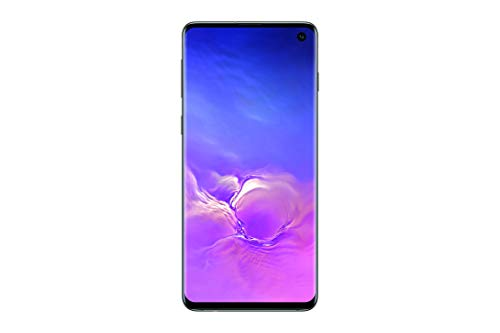 Samsung Galaxy S10 Smartphone (15.5cm (6.1 Zoll) 128GB interner Speicher, 8GB RAM, Prism Black) - Deutsche Version