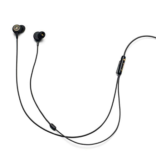 Marshall Mode EQ Écouteurs Noir/Laiton