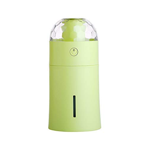 Diligent Mini Air Humidifier Usb Interface 320ml Vehicle Office Home Office Humidifier With Colorful Led Cool Mist Humidifier Purifier Moderate Price Small Air Conditioning Appliances