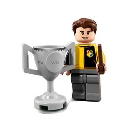 LEGO Harry Potter Series 1 - Cedric Diggory Minifigura (12/22) 21