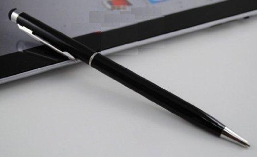 Talex - Penna capacitiva Stylus, colore: nero, per cellulari e tablets Compatibile con tutti i modelli: iPad, Samsung Galaxy, Samsung Note.