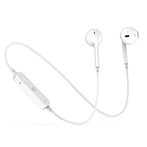 PQ1 Auriculares Bluetooth, Auriculares estéreo de Sonido intraurales