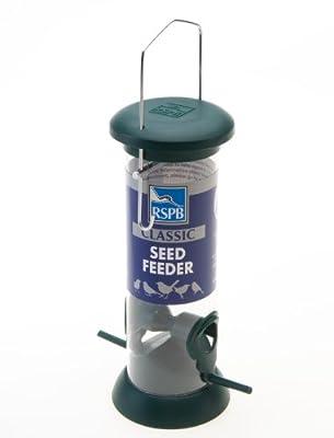 RSPB 9-inch Classic Seed Feeder by RSPB Sales Ltd
