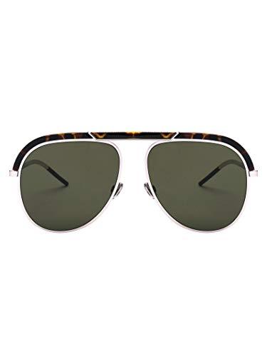 Dior Herren Diordesertic9g0o7 Silber Metall Sonnenbrille
