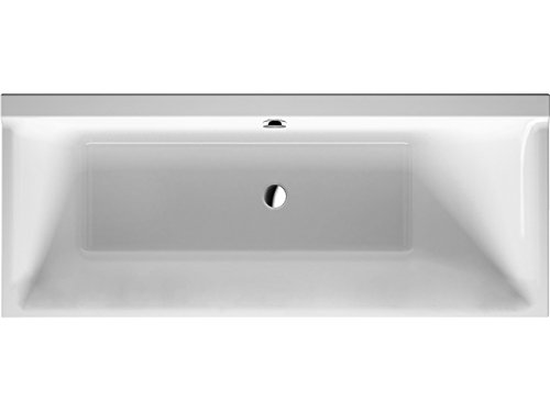 Duravit p3 comforts – Bañera 1700×700 rinconera derecha blanco