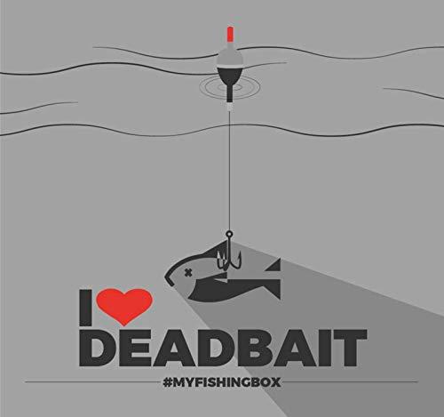 MYFISHINGBOX DeadBait // Das Profi- Allround- Set Zum Angeln mit Totem Köderfisch auf Hecht, Großbarsch & Zander