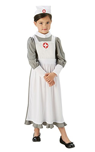 - Kinder Kostüm - Groß - 128cm - Alter 7-8 (Ww1 Kostüme Für Kinder)