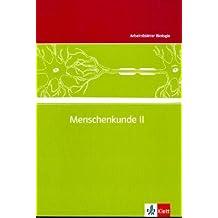Arbeitsblätter Biologie Menschenkunde 2 Kopiervorlagen mit CD-ROM