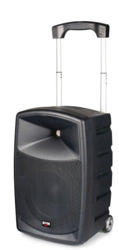 Altavoz Sono portátil Mobile amplifiee 240 W batería 2 micros USB/MP3/Bluetooth