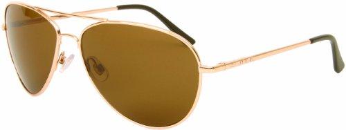 Stil Augen Allgemeine Sonnenbrille, Damen, Gold