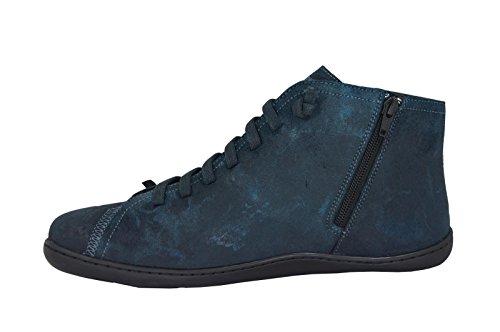 CAMPER Peu Cami 36411-071 scarpa sportiva da uomo in pelle ingrassata Verde