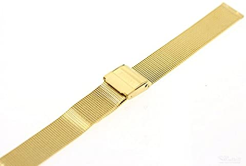 Original Skagen Denmark Uhren Armband 358SGGD Ersatzband Band ohne Uhr Mílanaise