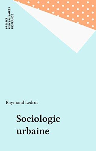Sociologie urbaine