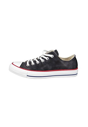 Converse CTAS SHEENWASH OX BLACK/ALMOST BLACK/WHTE Black