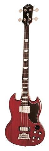 Epiphone Bass Set SG 2-PU Electric Bass Guitar