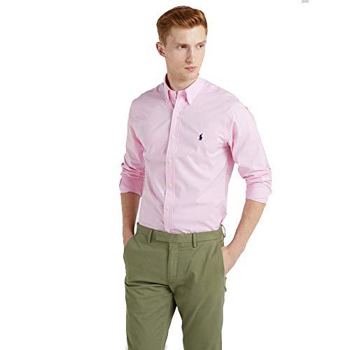 Ralph Lauren Hemden Custom Fit (M, New Rose)