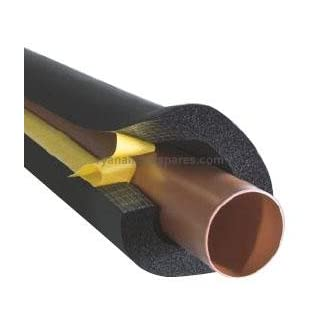 Armaflex Selfseal (13X28) Class O Pipe Insulation, 13mm Wall, Suits 28mm Diameter Pipe, 2 metre Length ... Pipe NOT Included