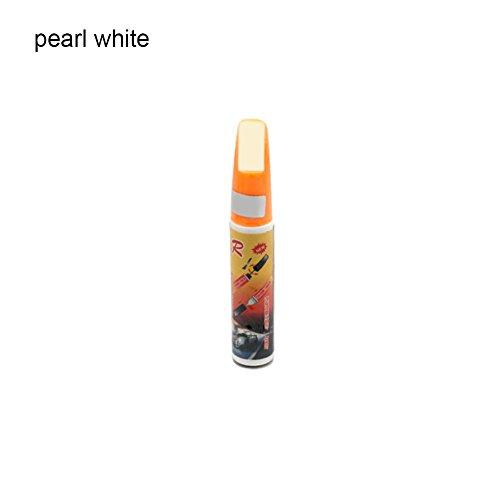Bolígrafo de pintura para reparar arañazos en el coche, de Picturer7, 11 colores, para todo tipo de coche, blanco perla