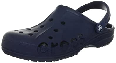 Crocs Baya Unisex Clogs, blau (navy 410), 36-37 EU