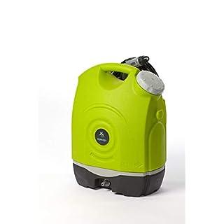 Aqua2go Unisex's GD73 Portable Pressure Cleaner, Green, M
