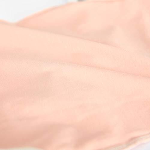 Watopi Pagliaccetto Neonato Unisex Estivo Pinguino Maiale Mucca Animali Cartoni Animati Cotone Rosa Spalla Neonata Bimba Body Neonato Manica Senza Tutina Neonato Cotone Tinta Unita da 0-24 Mesi