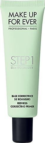 MAKE UP FOR EVER Step 1 - Skin Equalizer Redness Correcting Primer 30ml Green
