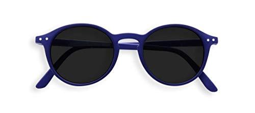 Izipizi Paris | SUN LetmeSee #D Navy Blue Grey Lenses +0,00 | Sonnenbrille| Sonnenschutz