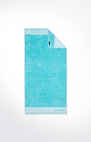JOOP! - Frottier Handtuch in verschiedenen Größen und Farben, Breeze Doubleface (1648), Größe:Duschtuch (80 x150 cm), Dessin:Sea (47)