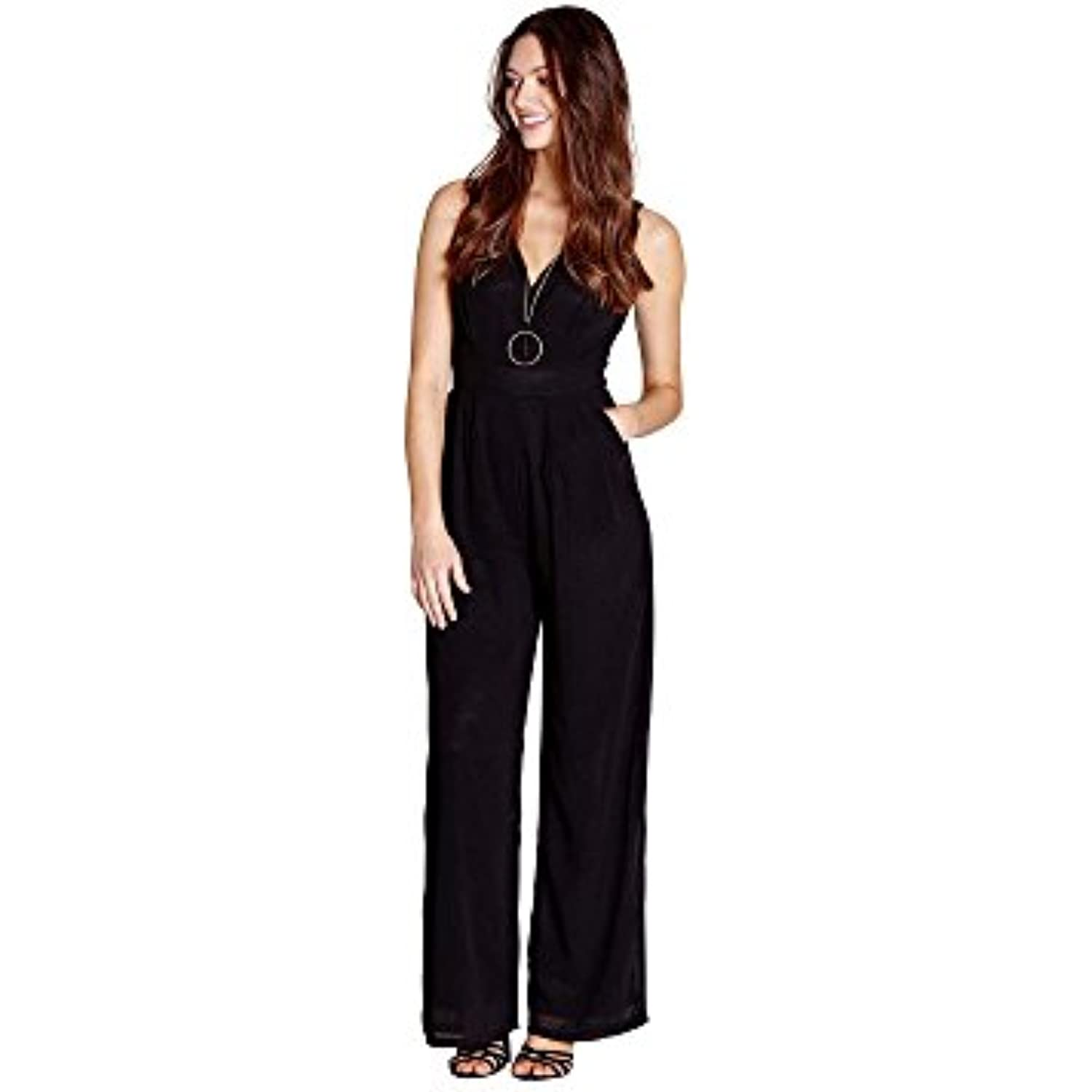 Yumi Parent Wide Leg Jumpsuit  Parent Yumi 9b913c