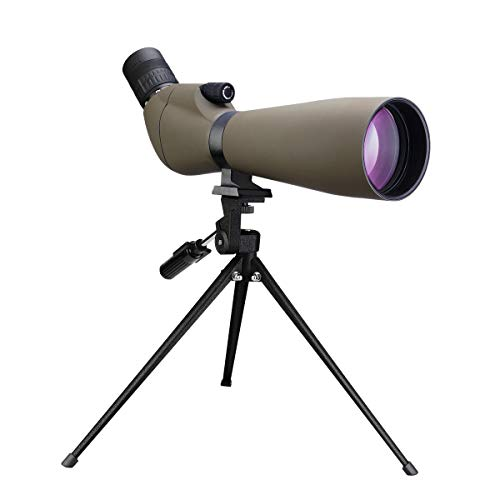 Svbony SV401 Telescopio Terrestre 20-60x80 Potente