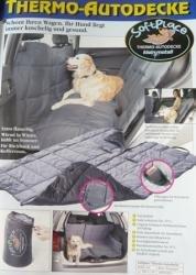 Kleinmetall Softplace THERMO Autodecke Hundedecke
