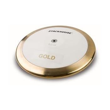 Disco de Oro en color...