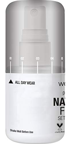 Wet N Wild PhotofocusTMSetting Spray - Fixierspray für Makeup, vegan, 1er Pack, 70g