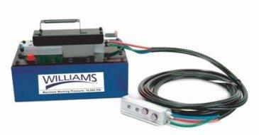 Williams Hydraulik 5as380l Air Pumpe mit Fernbedienung