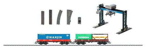 Märklin - 78450 - Modélisme Ferroviaire - Outil - Coffret Complémentaires - Terminal Conteneur