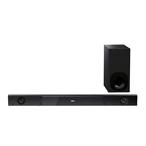 Sony HT-NT3 2.1 Multi-room Soundbar (400 Watt, High-Resolution, NFC, Bluetooth, USB, Home Theater) schwarz Bravia Multi-system