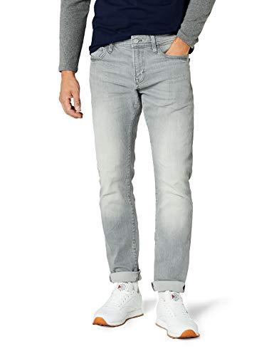 Esprit Herren Slim Jeans 028CC2B005, Grau (Grey Light Wash 923), 30/32
