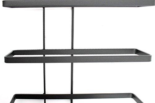 weinregal dies aus metall f r 10 flaschen die hausbar. Black Bedroom Furniture Sets. Home Design Ideas