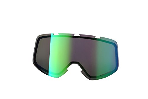 Shark Raw/vancore Motorrad Helm Ersatz Iridium grün Goggle Objektiv