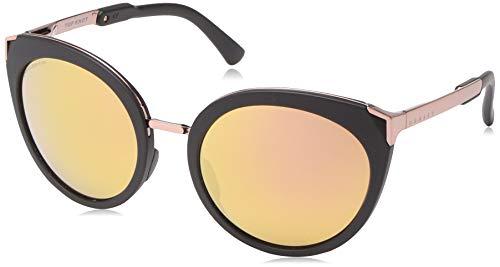 Ray-Ban Damen 0OO9434 Sonnenbrille, Schwarz (Velvet Black), 56