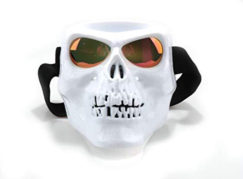 Coniea Schutzbrille Brillenträger TPU+PC Arbeitsbrille Damen Schutzbrillen Weiß