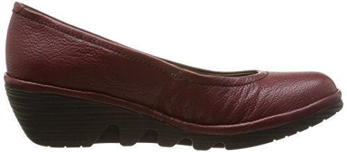 Fly London Pump, Damen Ballerinas Rot (mousse Cordoba Red)