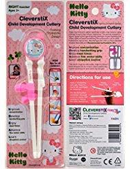 Sanrio Hello Kitty Kind Entwicklung Besteck: cleverstix. COM Training Stäbchen für Feinmotorik