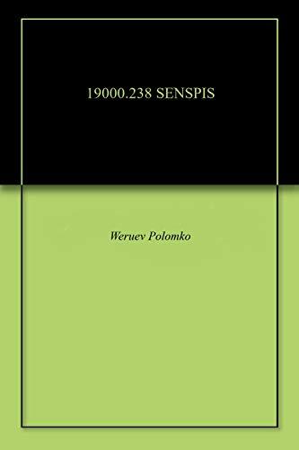 19000.238 SENSPIS (English Edition)