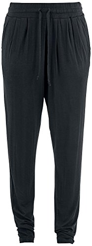 R.E.D. by EMP Leisure Trousers (Loose Fit) Pantalon Femme noir Noir