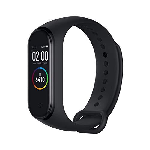Xiaomi Mi Smart Band 4 Fitness Armband, Heart Rate Monitor, 135 mAh, Colour Screen, Bluetooth 5.0 (2019),...