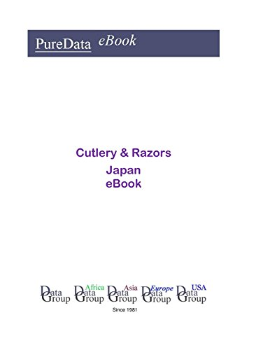 Cutlery & Razors in Japan: Market Sector Revenues